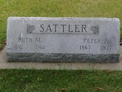 Ruth M. Sattler