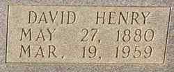 David Henry Adams