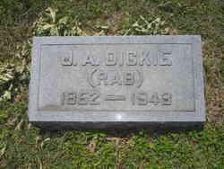John Albert Rab Dickie