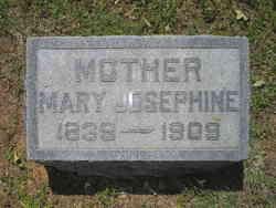 Mary Josephine <i>Garrett</i> Dickie