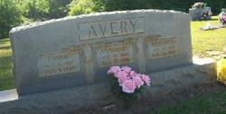Fannie H <i>Moore</i> Avery