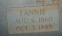 Fannie H <i>Moore</i> Avery