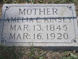 Amelia Catherine <i>White</i> Kinsey