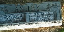 Morris Gatman Ashby, Jr