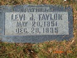 Levi James Taylor, Sr