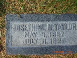 Josephine <i>Bingham</i> Taylor