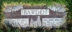 Willard Wallace Bawden