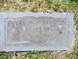 Rev Alvin C Bradley