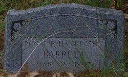 Rosalie <i>Hankinson</i> Barrett