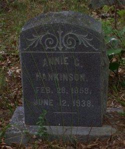 Annie <i>C.</i> Hankinson