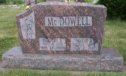 Wayne Donovan McDowell