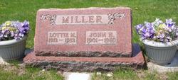 Lottie May <i>Pant</i> Miller