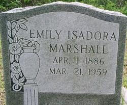 Emily Isadora Marshall