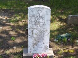 James D Martin