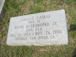 Camille <i>Lamar</i> Crawford