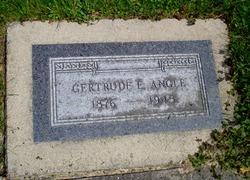 Gertrude E. Angle