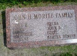 Bertha <i>Moritz</i> Deneen