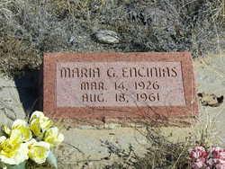 Maria G. Encinias