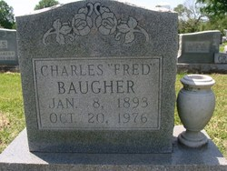 Charles Frederick Fred Baugher