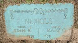 John Adam Nichols