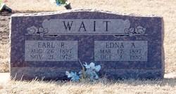 Earl Robert Wait