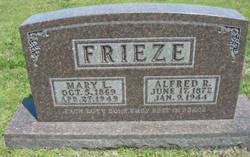 Alfred Otis Frieze