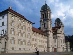 Territorial Abbey Of Maria Einsiedeln