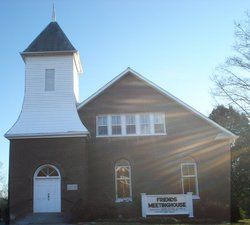 Friends Meeting House and Cemetery