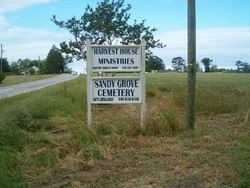 Sandy Grove Primitive Baptist Church Cemetery