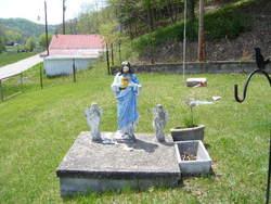 AC & Rachel Bradley Family Cemetery