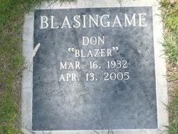 Donald Lee Blazer Blasingame