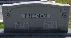 Wilbur Holman Freeman