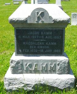Jacob Kamm
