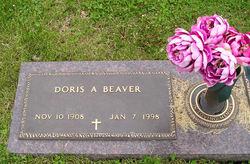 Doris A. <i>Oram</i> Beaver