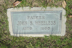 John Samuel Wheeless