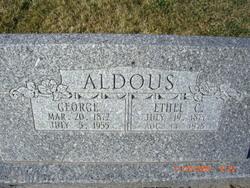 Ethel <i>Cowan</i> Aldous