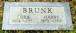 Cora M. <i>Halford</i> Brunk