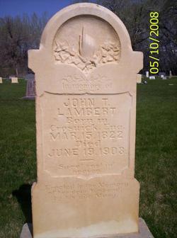John T. Lambert