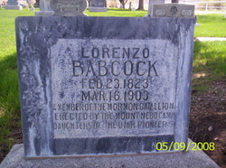 Pvt Lorenzo Babcock