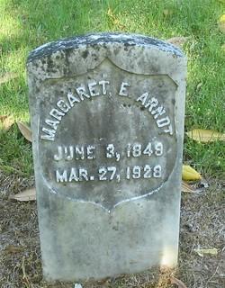 Margaret Elizabeth <i>McGraw</i> Arndt
