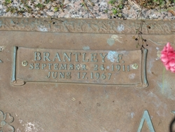 Brantley Franklin Adams