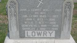 John James Lowry