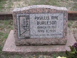 Phyllis Mae Burleson