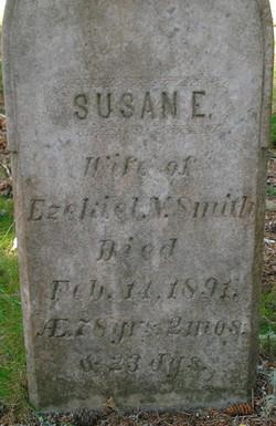 Susan E <i>Sawyer</i> Smith