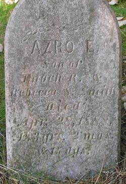 Azro E Smith
