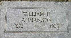 William Hayden Ahmanson