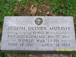 Joseph Oliver Murphy