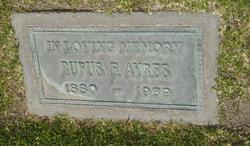 Rufus F. Ayres