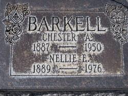 Chester Arthur Barkell