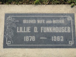 Lillie Olive <i>Stone</i> Funkhouser
